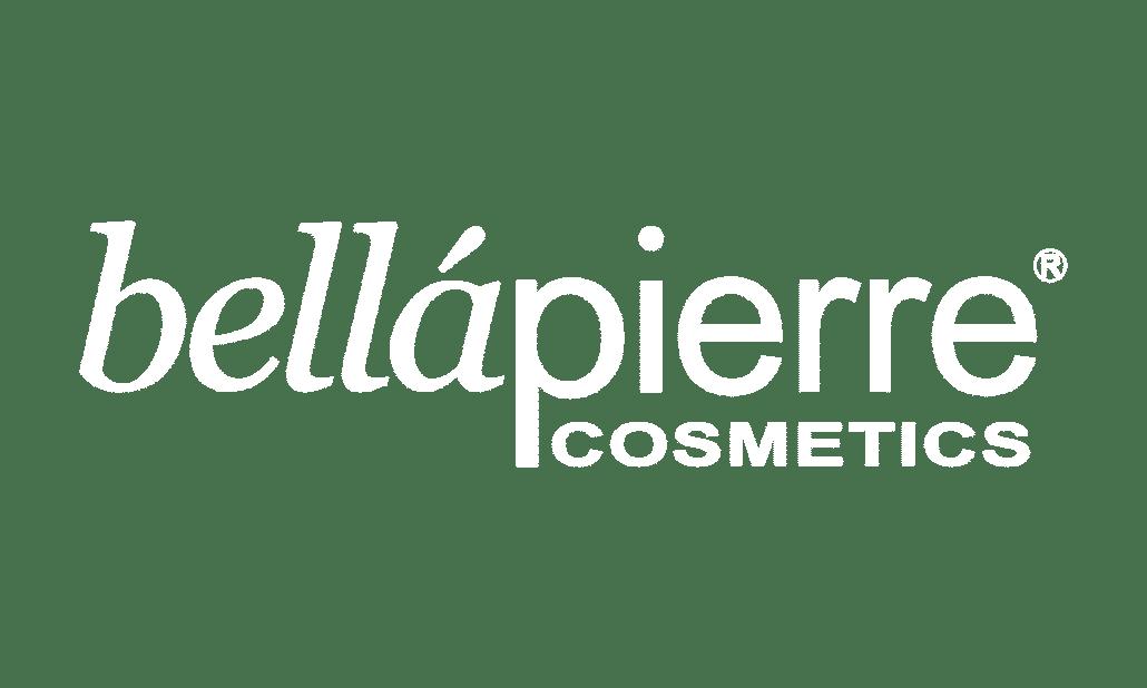 Bellápierre Logo wit