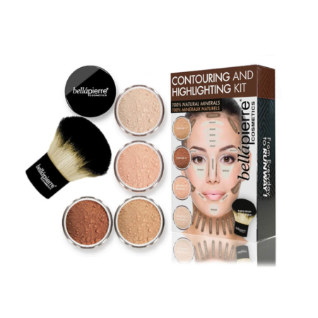 Bellápierre Contouring and Highlighting Kit (universal)