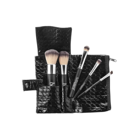 Bellápierre 5pcs Travel Brush Set