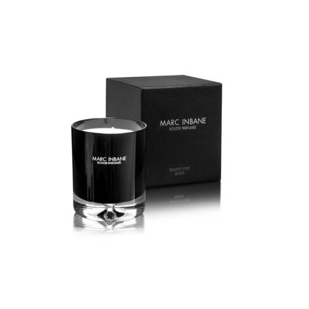 MARC INBANE Bougie Parfumée geurkaars zwart
