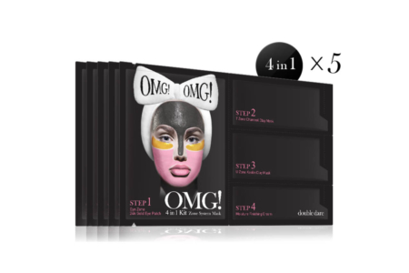 Double Dare 5 pieces- OMG! 4in1 Kit Zone System Mask