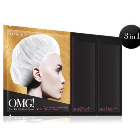 Double Dare OMG! 3in1 Kit Hair Repair System