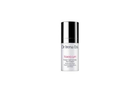 DR IRENA ERIS TOKYO LIFT Protein anti-wrinkle eye cream day/night care SPF 12