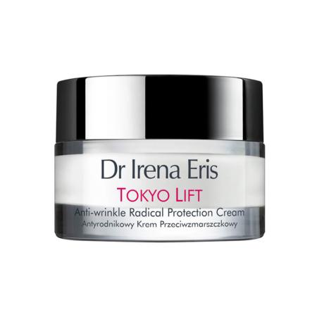 DR IRENA ERIS TOKYO LIFT Anti-wrinkle radical protection oxygen treatment cream day care SPF 15