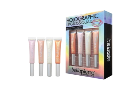Bellápierre Holographic Lip Gloss QUAD
