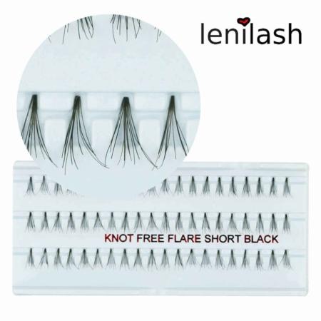 Leni Lashes Knot Free Flare Short