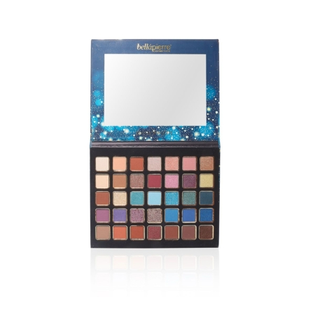 Bellapierre All Stars eyeshadow palette 35 colors
