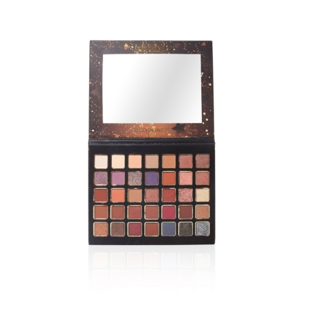 Bellapierre Ultimate Nude eyeshadow palette 35 colors