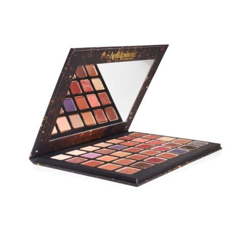 Bellapierre Ultimate Nude eyeshadow palette 35 colors