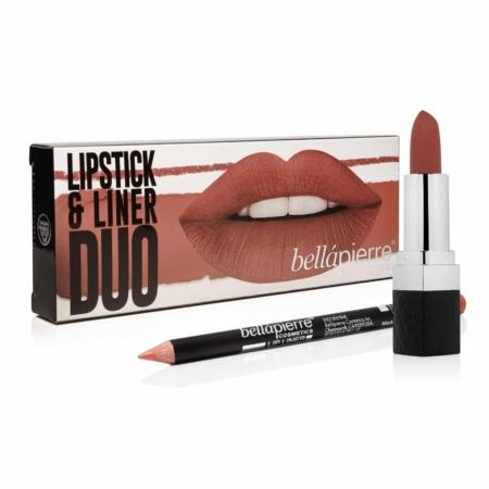 Bellapierre Lipstick & Liner Duo Incognito
