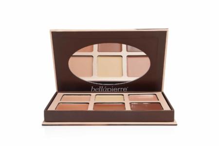 Bellapierre big Contouring cream palette2