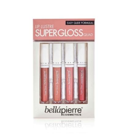 Bellapierre Lipgloss lustre quad