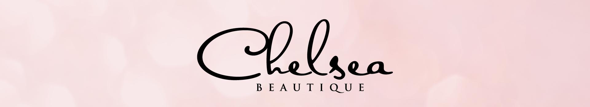 Banner Merk Chelsea Beautique