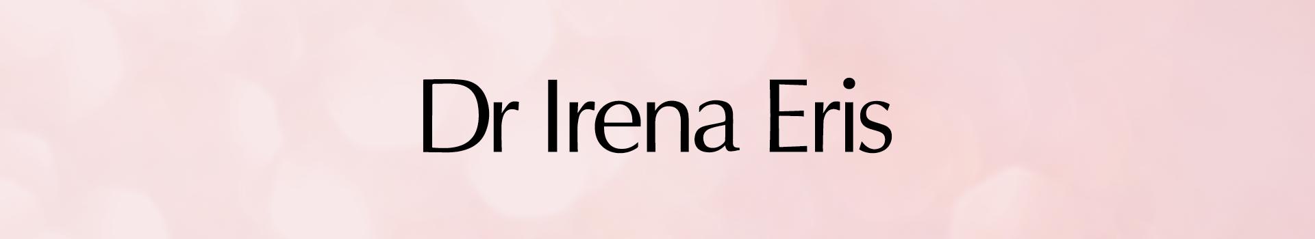 Banner Merk Dr. Irena Eris