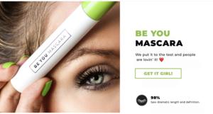 Hi Beautiful You- Be You mascara