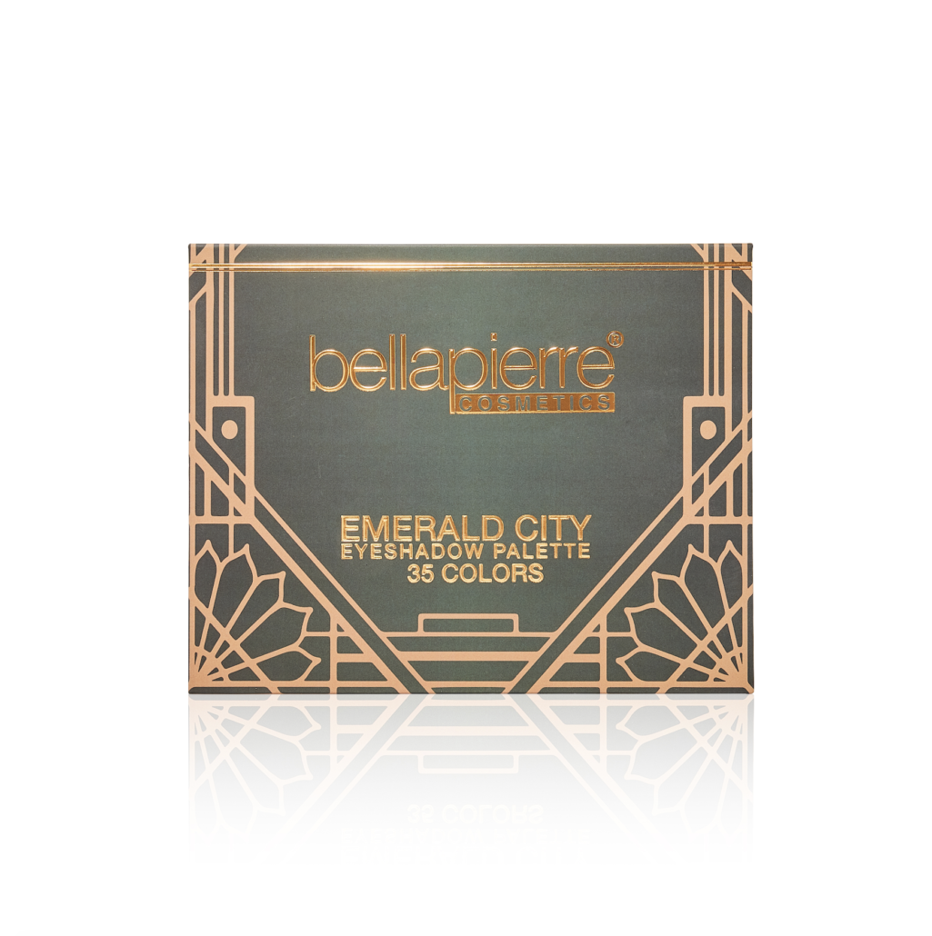 Bellapierre Emerald City Palette